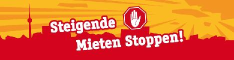 Mietenstopp Logo